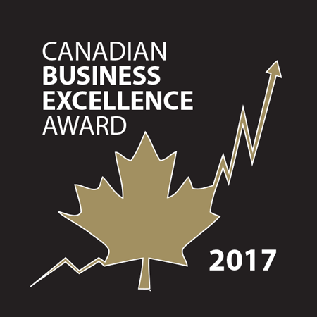 RANA Receives 2017 Canadian Business Excellence Award