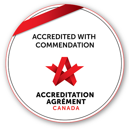 RANA Accredited with Commendation
